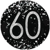 60th Black and Silver Birthday Collection