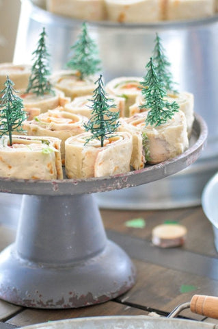 Rustic Woodland Baby Shower Decorations  from cdn.shopify.com