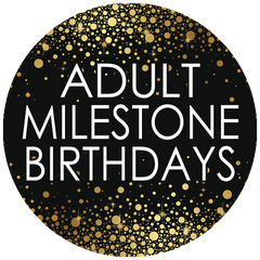 Shop All Adult Birthday Party