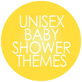Unisex Baby Shower Themes