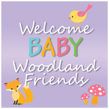 Woodland Girl Baby Shower Theme