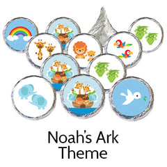 noah's ark baby shower favors
