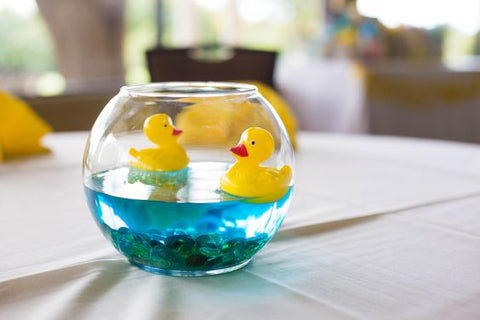10 Sweet Rubber Duckie Baby Shower Ideas Distinctivs Party