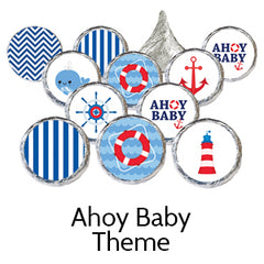 ahoy baby shower favors