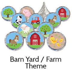 barn yard party favors