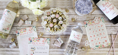 ALL NEW - Floral Baby Shower