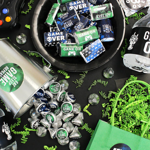 teenage boy xbox playstation gamer birthday party supplies