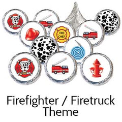 firefighter party favors