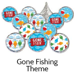 gone fishing little fisherman party favors