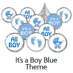 its a boy blue baby shower favors