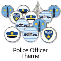 police party favors