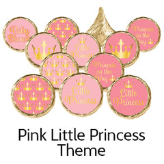 little princess baby shower favors