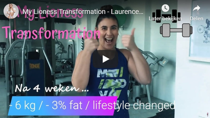 My Lioness Transformation - Laurence - Episode 1