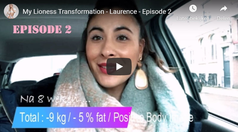 My Lioness Transformation - Laurence - Episode 2