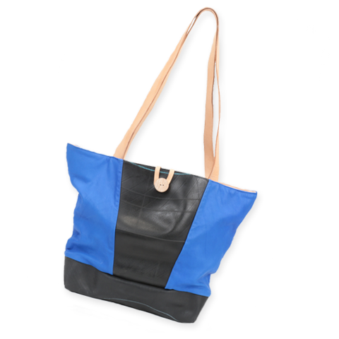 Caribbean Tire Tote