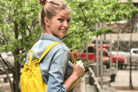 The Perfect Summer Backpack - by Brand Ambassador Heide Lindgren