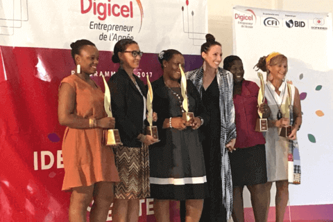 Digicel Entrepreneur Of The Year Award Goes To....
