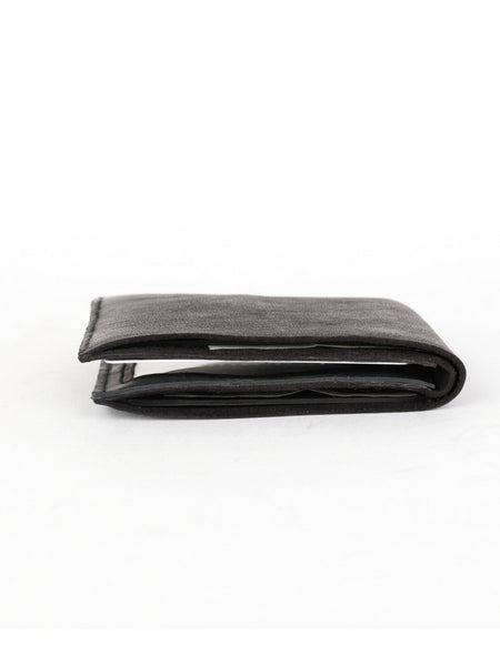 Frederick Leather and Innertube Wallet, Asphalt