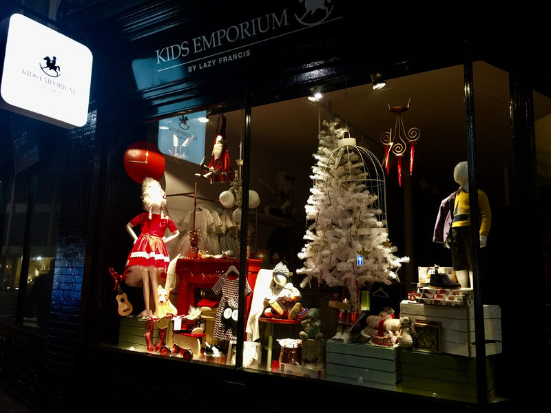 Kids Emporium by Lazy Francis is open now