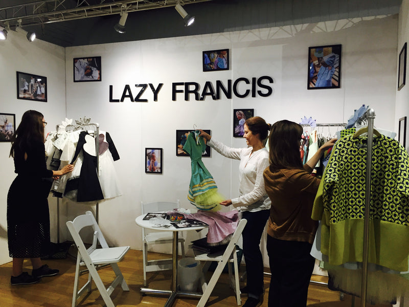 Lazy Francis at Playtime New York
