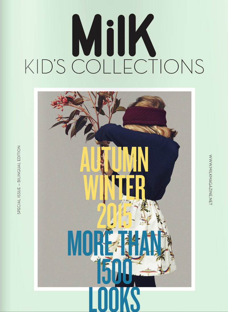 Milk Kids Collection | AW15 | Lazy Francis