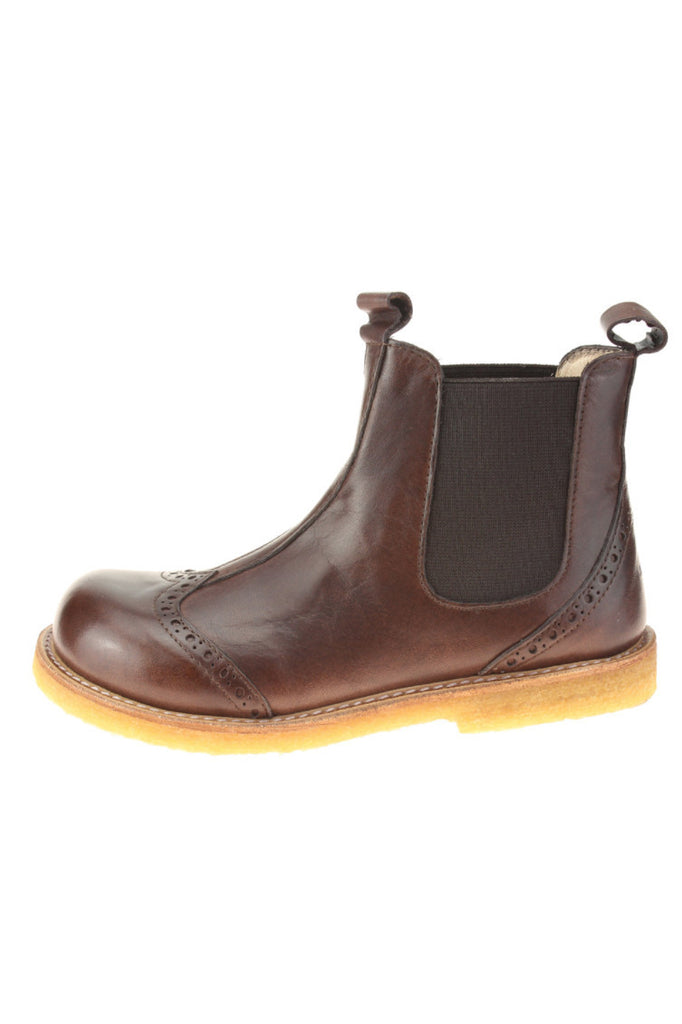 Brown Chelsea Boots Boots Angulus