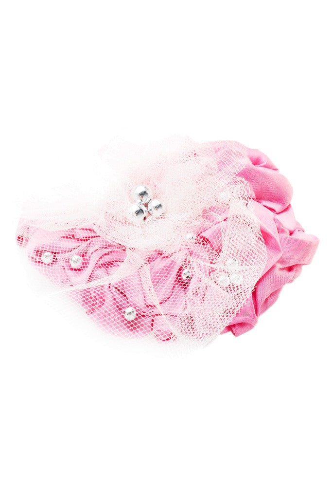 Lazy Francis Precious Flower Pink Fascinator sale