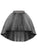 Félicie Ash Grey High-Low Girls Tutu Skirt