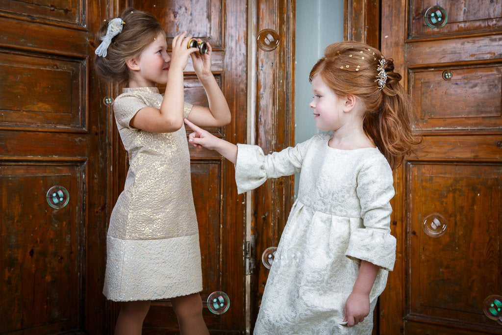 Free standard worldwide shipping on all orders over €150 at www.lazyfrancis.com designer girls dresses