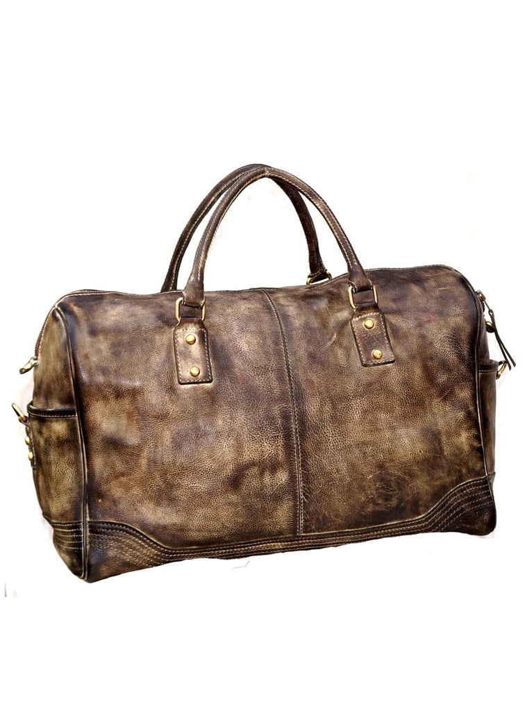 Washed Waxed Big Travelling Bag