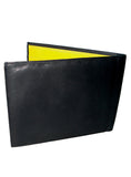 Long Leather Passport Holder , Card Holder/Passport Holder/Cheque Book Holder - CrabRocks, LeatherfashionOnline  - 2