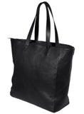 Women Leather Laser cut Shopper Bag , Ladies Bag - CrabRocks, LeatherfashionOnline  - 2