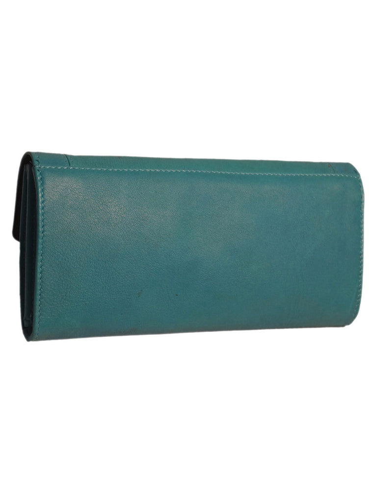 Women Leather Casual Classic Clutch Bag , Clutch Bag - CrabRocks, LeatherfashionOnline  - 3