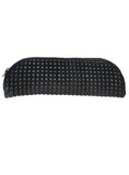 Women Quilted and Puffed Leather Clutch Bag , Clutch Bag - CrabRocks, LeatherfashionOnline  - 2