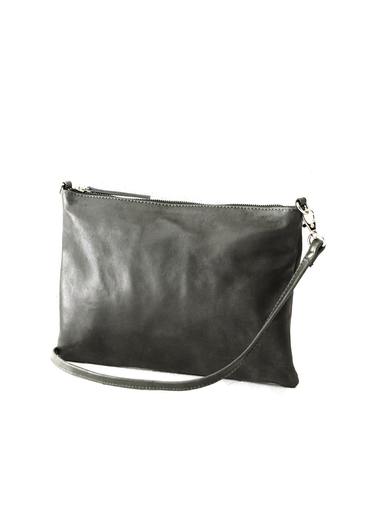 Women Clutch Bag with Shoulder Strap , Clutch Bag - CrabRocks, LeatherfashionOnline  - 1