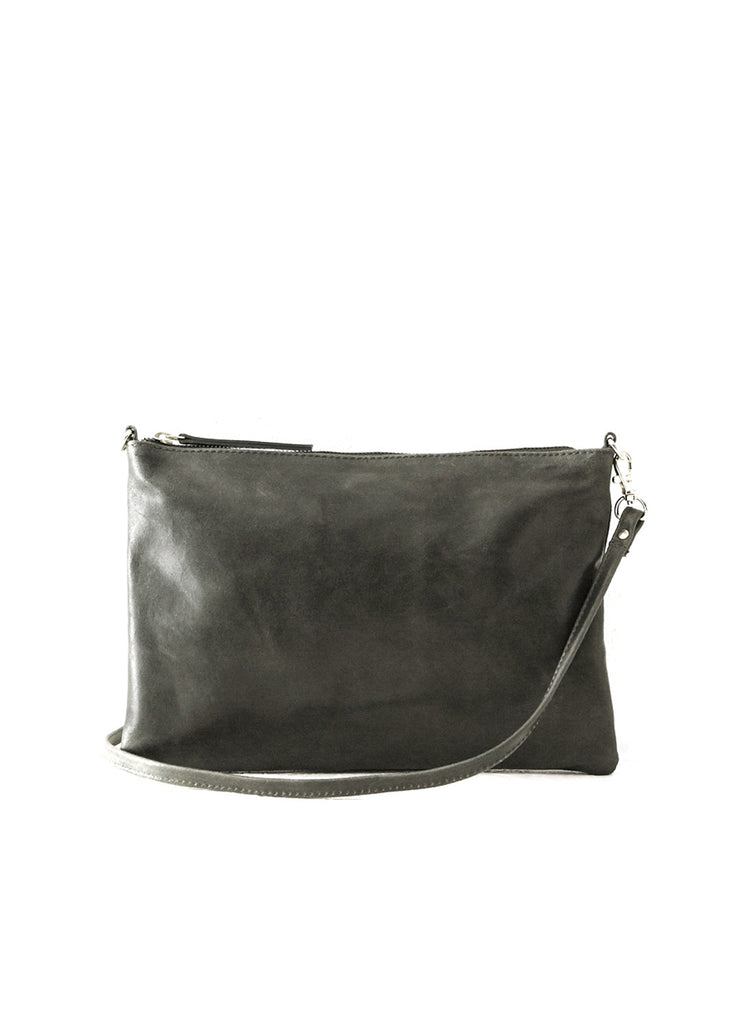 Women Clutch Bag with Shoulder Strap , Clutch Bag - CrabRocks, LeatherfashionOnline  - 2