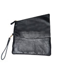 Women Leather Clutch Bag cum Hand Bag , Clutch Bag - CrabRocks, LeatherfashionOnline  - 3