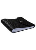 Leather Croco Embossed Personal Journal/ Diary , Accessories - CrabRocks, LeatherfashionOnline  - 3