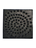 Leather Designer Galaxy Decorative Wall Tiles Black, Leather Tiles - CrabRocks, LeatherfashionOnline  - 1