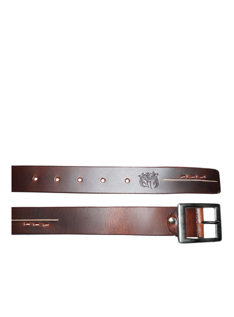 Best Selling Leather Mens Casual Belt Pull Up , Mens Leather Belt - CrabRocks, LeatherfashionOnline  - 4