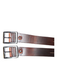 Best Selling Leather Mens Casual Belt Pull Up , Mens Leather Belt - CrabRocks, LeatherfashionOnline  - 3