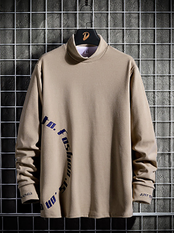 Solid color sports autumn clothes wild hooded sweater men's autumn and winter bottoming loose coat trend Sweat Shirt