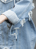 9058 Jean And Jacket,Bulk Wholesale Denim Jacket
