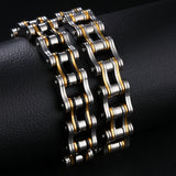 Hot Sale High Quality Classic Fancy Wide Cuban Men Bracelet Luxury