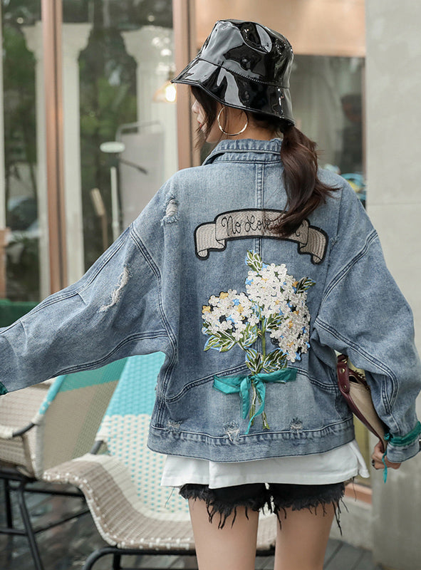New Hot New Fashion Young Women Jacket