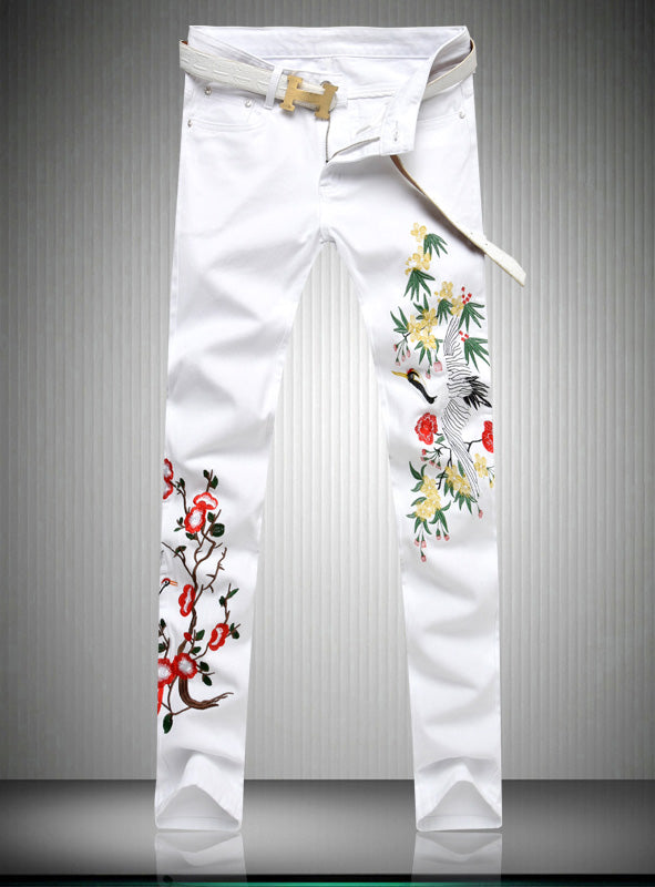 S166 Hot Popular Top Quality Jean Pant