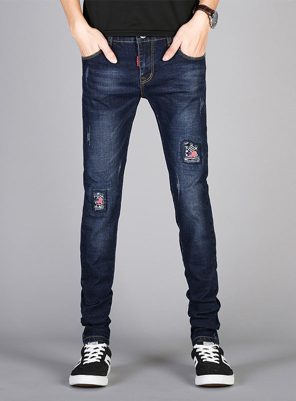 S232 Hot Sale Jean Skinny Hombre mens classic jeans - Skin Fit