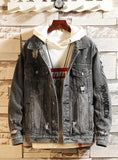 S400 New Promotion Denim  Jacket