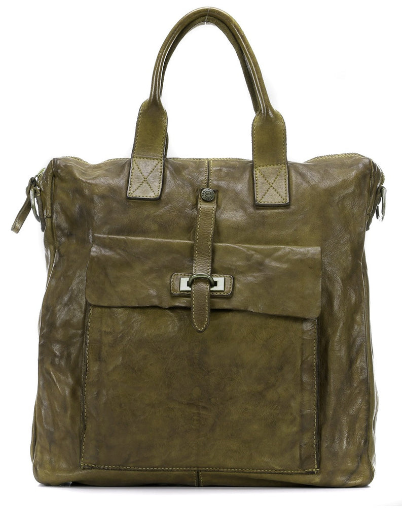 Women Basic Washed Vintage Bag