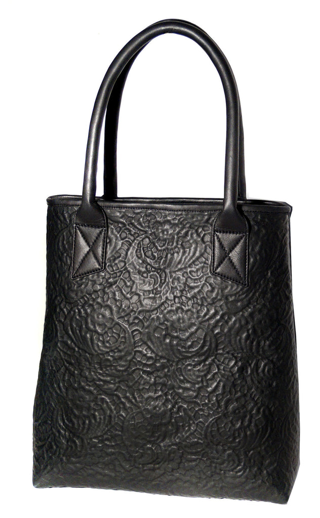 Women Leather Ladies shoulder shoppers bag- New